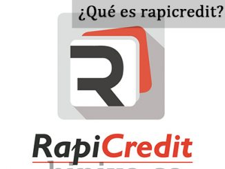 ¿Qué es rapicredit? - binixo.co