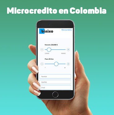 microcredito en Colombia